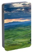Palouse Storm Portable Battery Charger