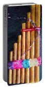 Pan Flute Portable Battery Charger