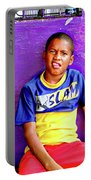 Panama Kids 967 Portable Battery Charger