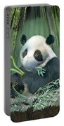 Panda Love Portable Battery Charger