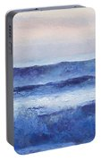 Panorama Ocean Painting Portable Battery Charger