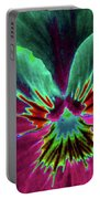 Pansy 01 - Photopower - Thoughts Of You Portable Battery Charger