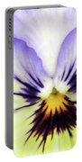 Pansy 01 - Thoughts Of You Portable Battery Charger