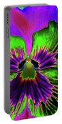 Pansy 06 - Photopower - Thoughts Of You Portable Battery Charger