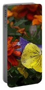 Pansy Play Portable Battery Charger