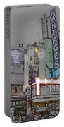 Pantages Theater Hollywood Portable Battery Charger