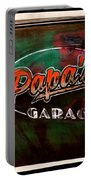Papa's Garage Portable Battery Charger