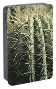 Paper Cactus Portable Battery Charger