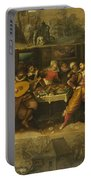 Parable Of The Prodigal Son Portable Battery Charger