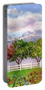 Parade Of The Seasons Portable Battery Charger