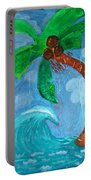 Child Art Portable Battery Charger