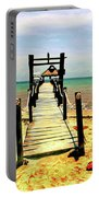 Paradise Beach Portable Battery Charger