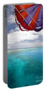 Parasail Over Fiji Portable Battery Charger