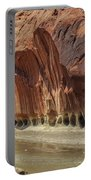 Paria River In Paria Canyon-vermillion Cliffs Wilderness Portable Battery Charger