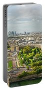 Paris City View 27 Portable Battery Charger