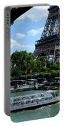 Paris Eiffel Boat Portable Battery Charger
