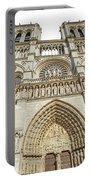 Paris Notre Dame Portable Battery Charger
