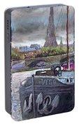 Paris Pont Alexandre IIi Portable Battery Charger