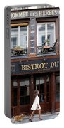 Paris Street Life 2 Portable Battery Charger
