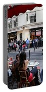 Paris Street Life 5 Portable Battery Charger