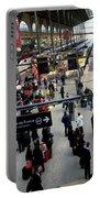 Paris Train Station Portable Battery Charger