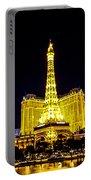 Paris Vegas Portable Battery Charger