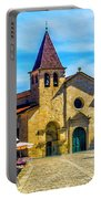 Parish Church Of Chaves Portable Battery Charger