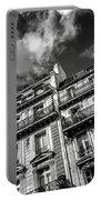 Parisian Buildings Portable Battery Charger