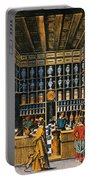 Parisian Pharmacy, 1624 Portable Battery Charger