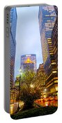 Park Avenue Nyc Portable Battery Charger