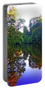 Park Maksimir - Zagreb, Croatia No. 4 Portable Battery Charger