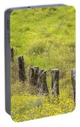 Parker Ranch Fence Portable Battery Charger