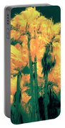 Parking Lot Palms 1 3 Portable Battery Charger