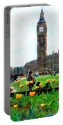 Parliament Square London Portable Battery Charger