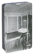 Parlour Suite Of Titanic Ship Portable Battery Charger