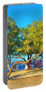 Parmer's Resort At Little Torch Key Portable Battery Charger