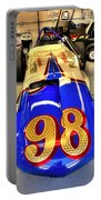 Parnelli At Indianapolis Portable Battery Charger