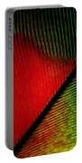 Parrot Feather Macro Portable Battery Charger