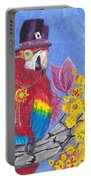 Parrot In Gear Tree Portable Battery Charger