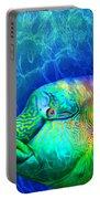Parrotfish - Rainbow Spirit Portable Battery Charger