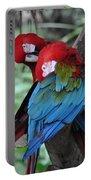 Parrots Portable Battery Charger