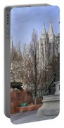 Part Of Temple Square Portable Battery Charger