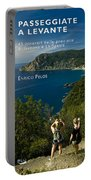 Passeggiate A Levante - The Book By Enrico Pelos Portable Battery Charger by Enrico Pelos