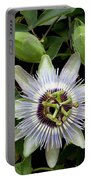 Passion Flower 1 Portable Battery Charger