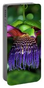 Passion Flower Ver. 10 Portable Battery Charger