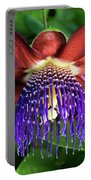 Passion Flower Ver. 13 Portable Battery Charger