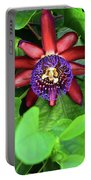 Passion Flower Ver. 15 Portable Battery Charger
