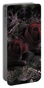 Passionate Roses 02 Portable Battery Charger