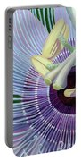 Passionflower Vine Portable Battery Charger