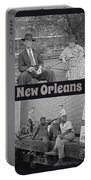 Past New Orleans People Portable Battery Charger